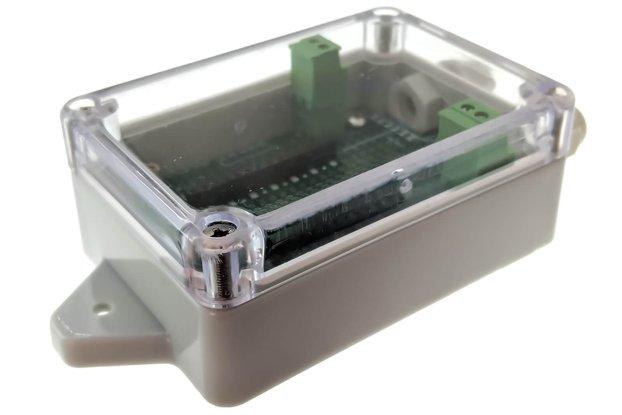 qBoxMini AMC DIY IOT Enclosure Kit (No SMA)