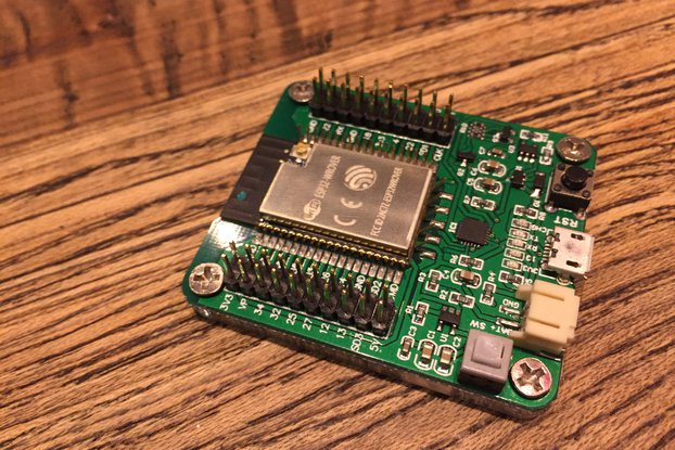 Frogo Pins ESP32 WROVER development board
