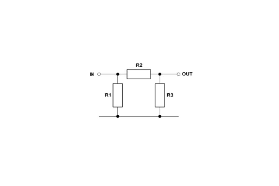 RF Pi Attenuator Kit Design & Build an Attenuator