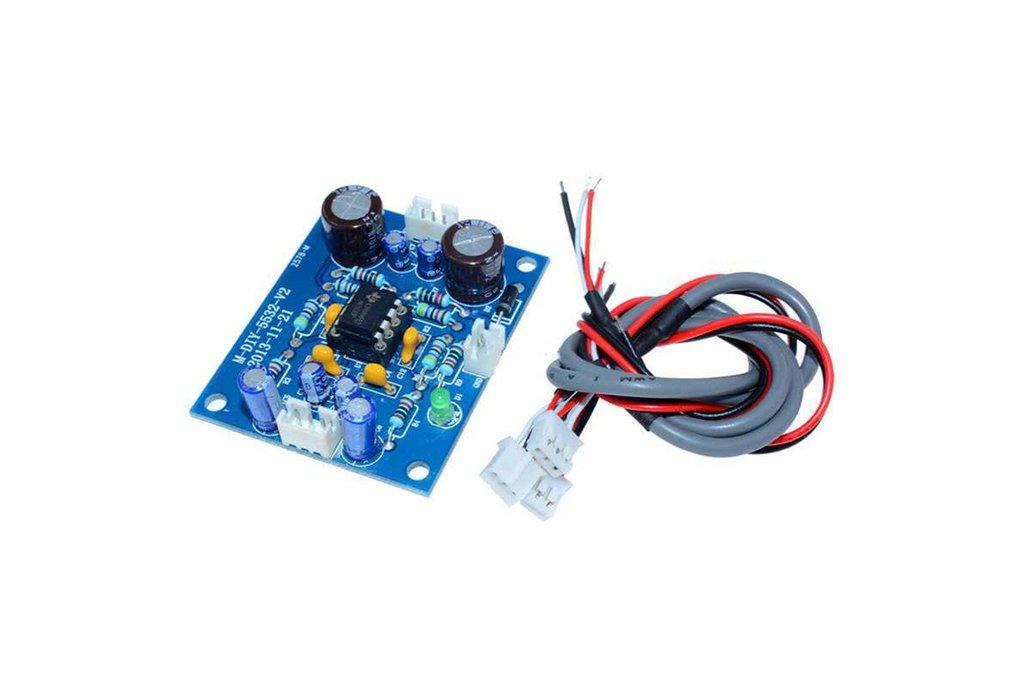 NE5532 Amplifer Board Preamplifier AMP 1