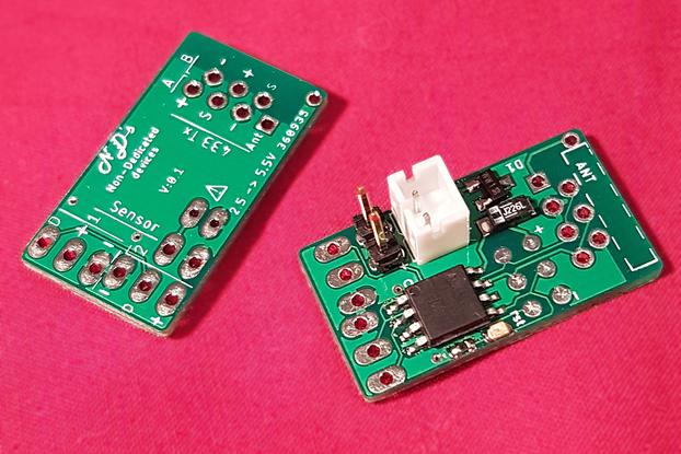 433Mhz sensor board