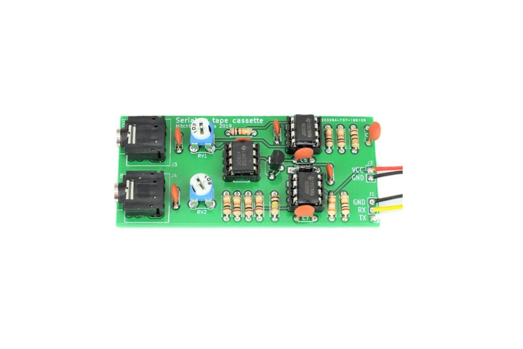 Datacorder - Electronic Kit 1