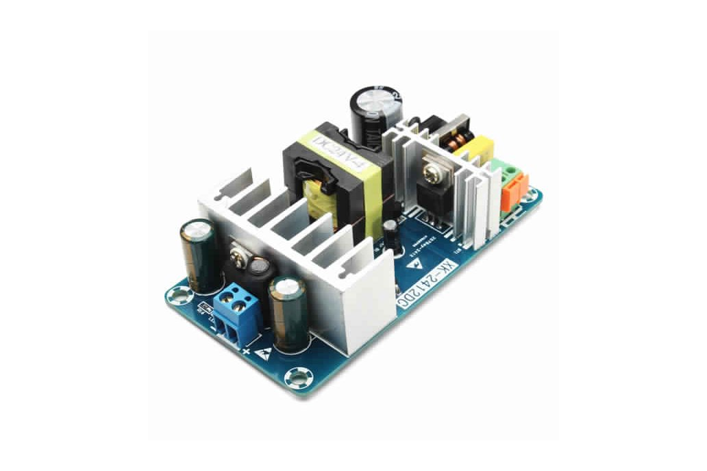4A To 6A 24V Switching Power Supply Board AC-DC  1