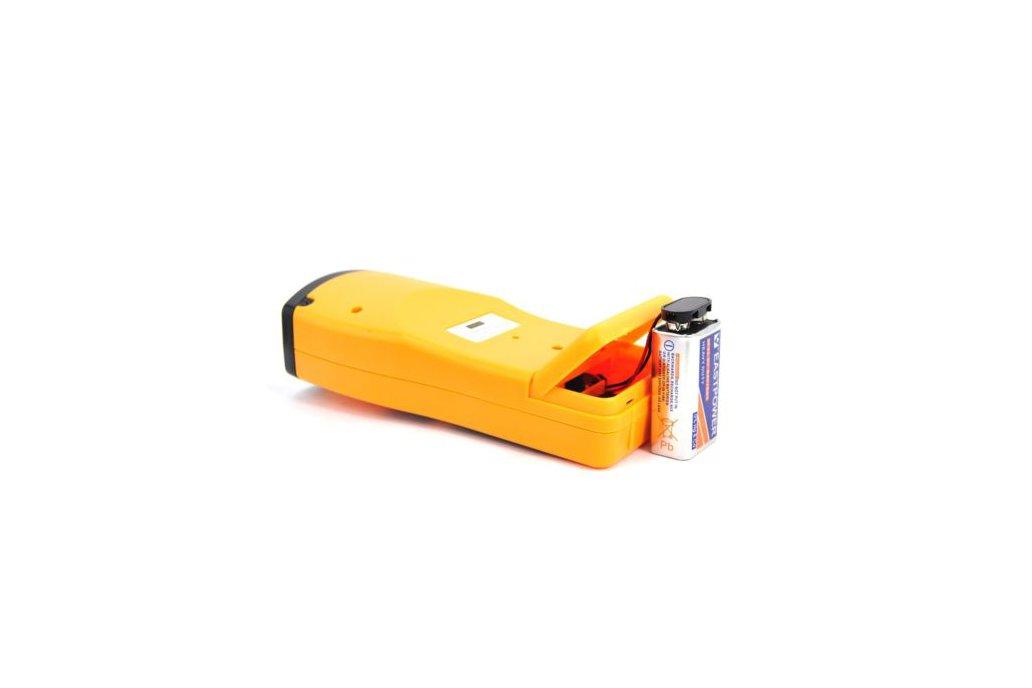 LCD Ultrasonic Laser Diastimeter  4