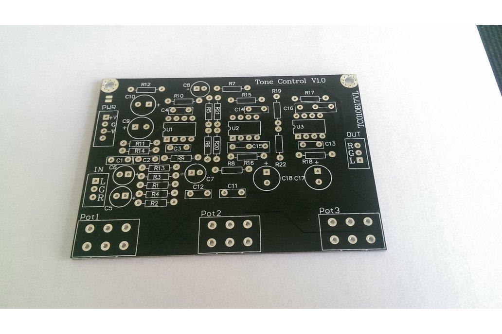 Hi-Fi Tone Control Board 3