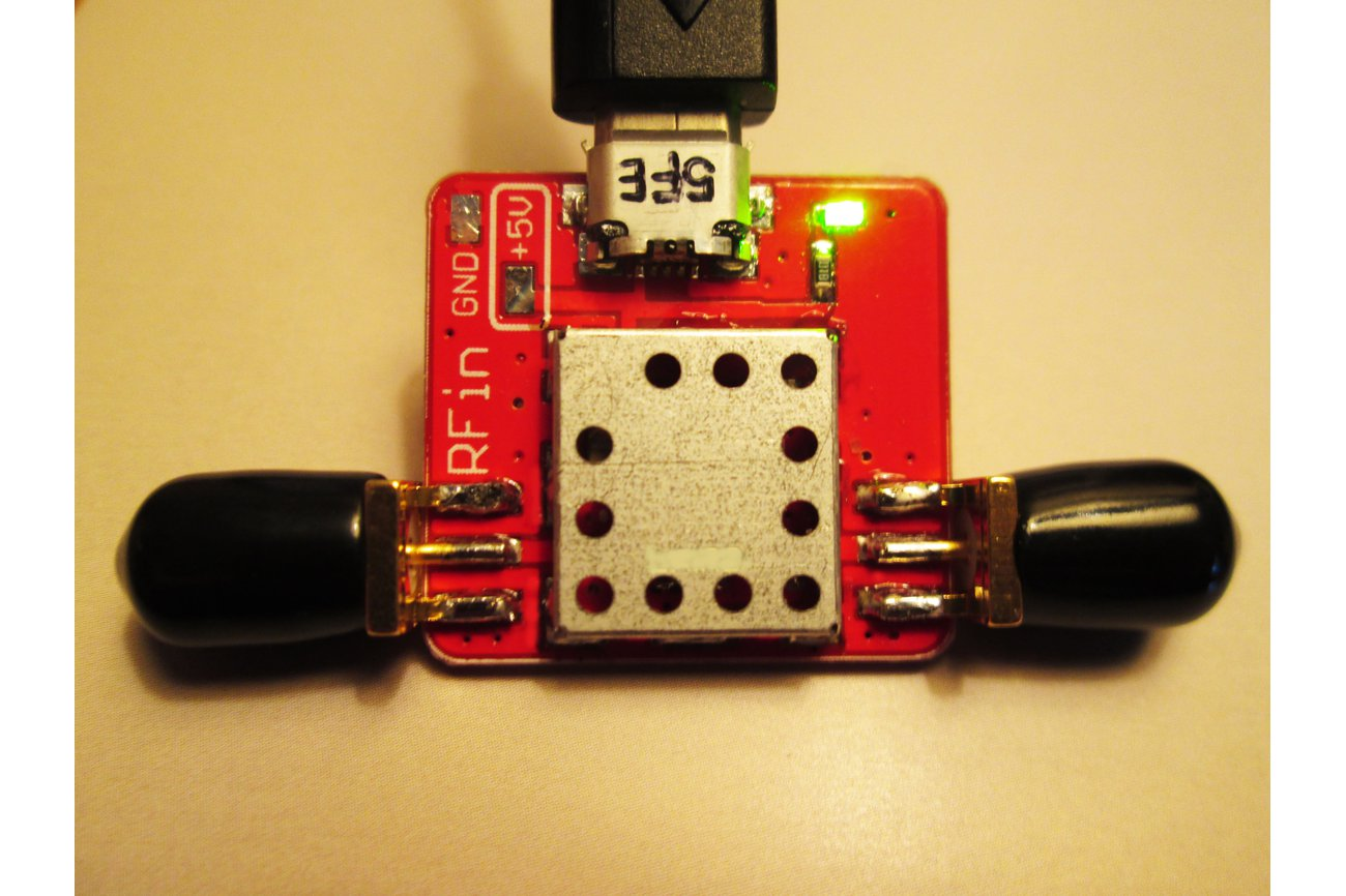 Ultra Low Noise Amplifier 10 MHz to 4000 MHz