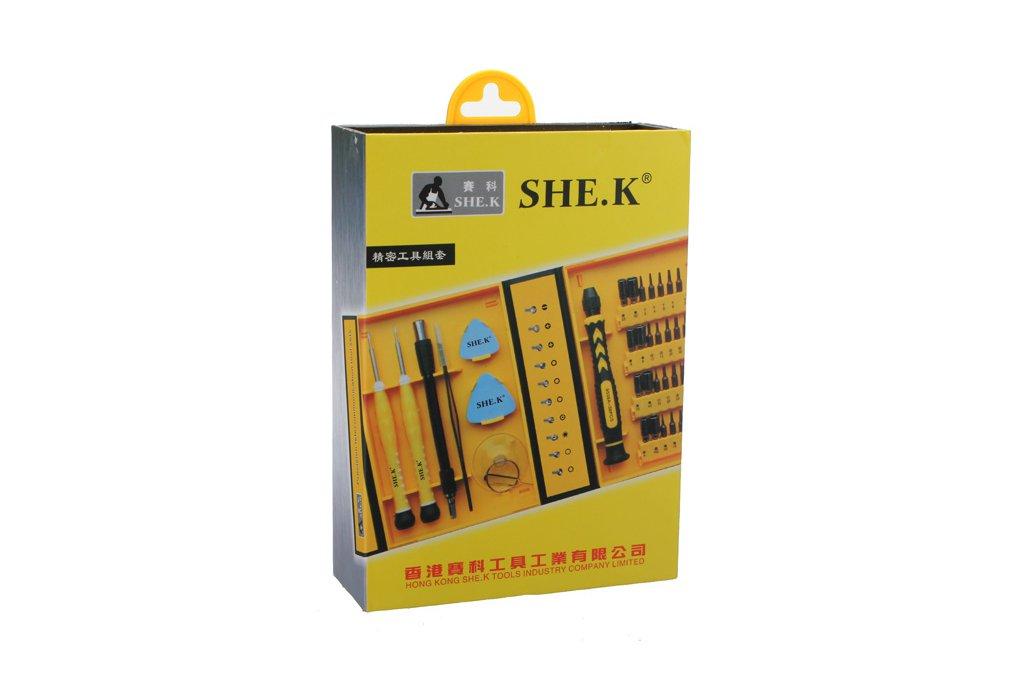 Professional Electronic Screwdriver Repair Kit 3
