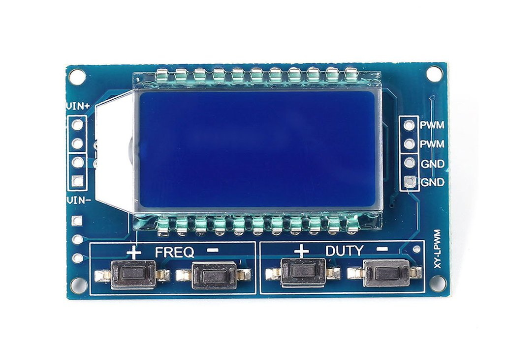 Signal Generator PWM LCD Display(12477) 3