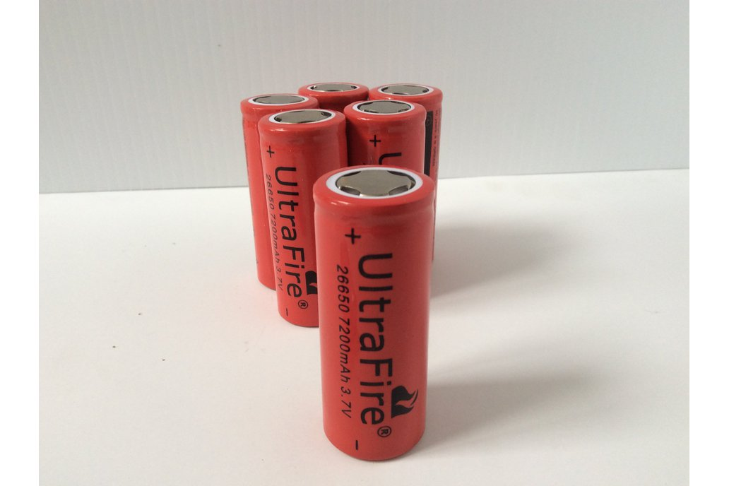 26.650 Lithium-Ion Battery 1