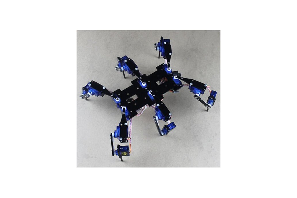 18 DOF Spider Robot Kit for learning 1