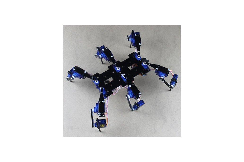 18 DOF Spider Robot Kit for learning 1