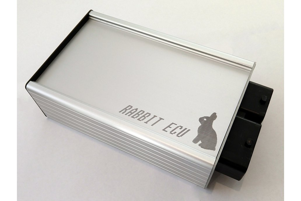 Rabbit ECU Enclosure Kit Silver 1