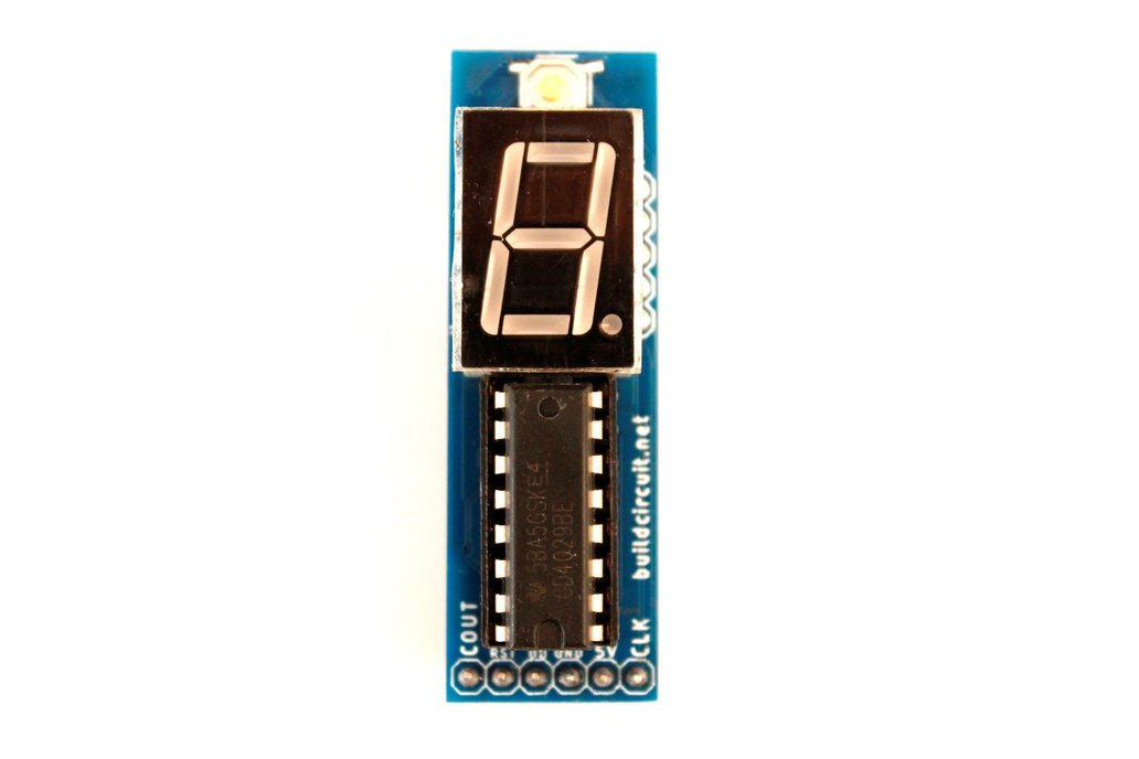 CD4029 Up and Down Counter Module for Arduino 1