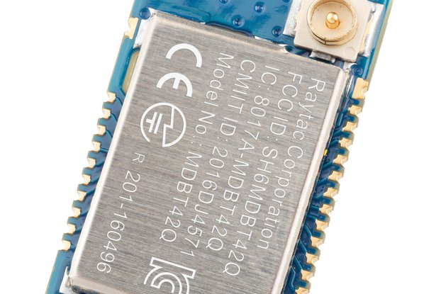 nRF52832 BT5.1 Module u.FL For External Antenna