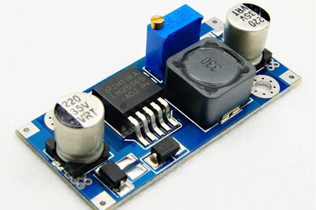 2pc DC-DC Buck Converter Step Down Module