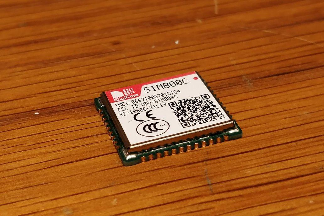 SIMCOM SIM800C Module 1