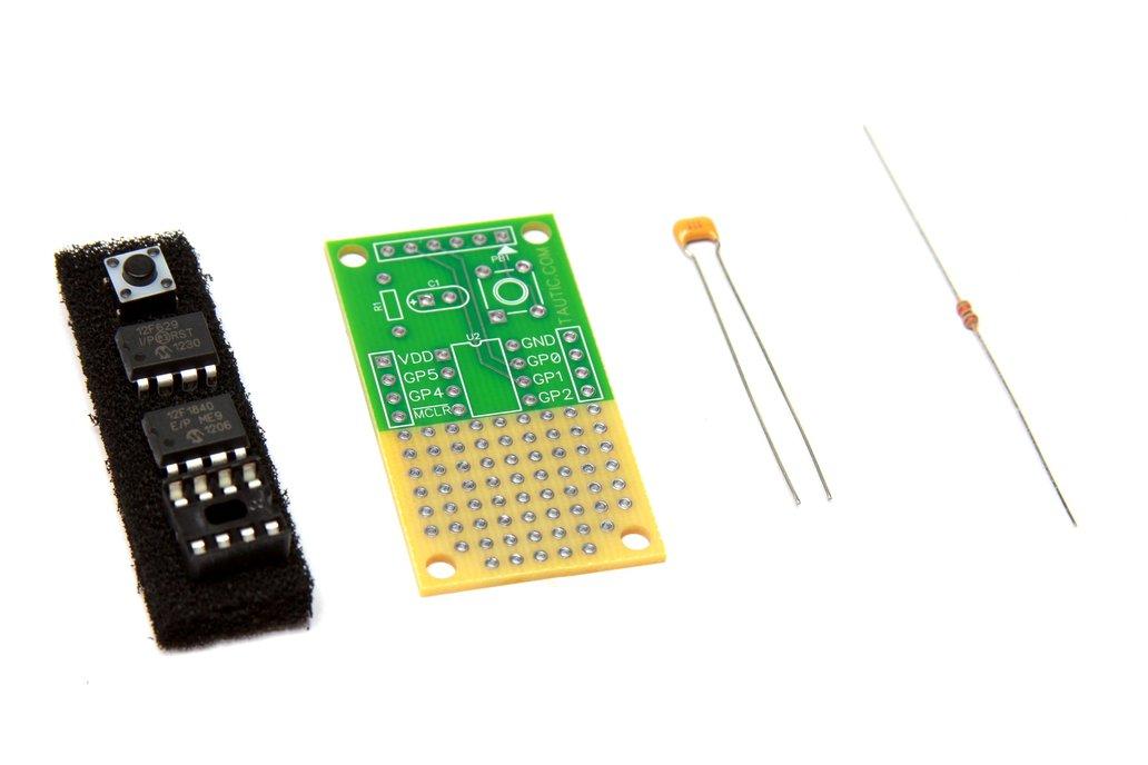 8 Pin PIC Development Kit 3