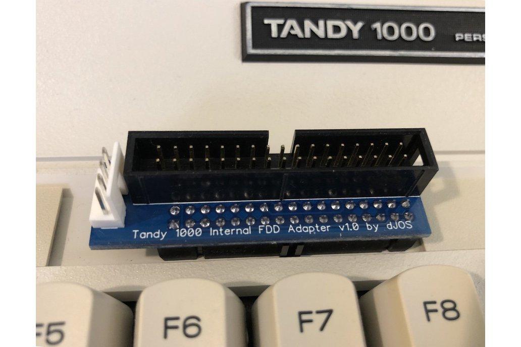 "Tandy 1000 Internal 3.5"" FDD Adapter 1"