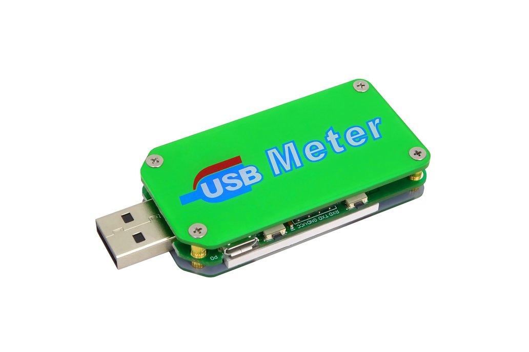 USB 2.0 LCD Display voltage current meter  1