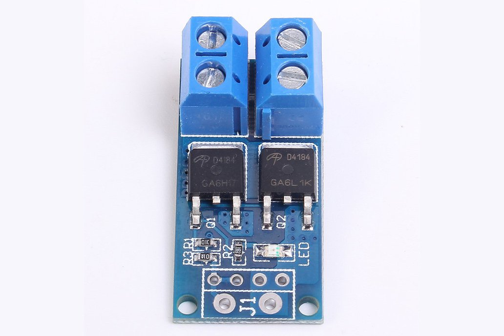 MOS Tube Transistor PWM Regulator Switch(10536) 3