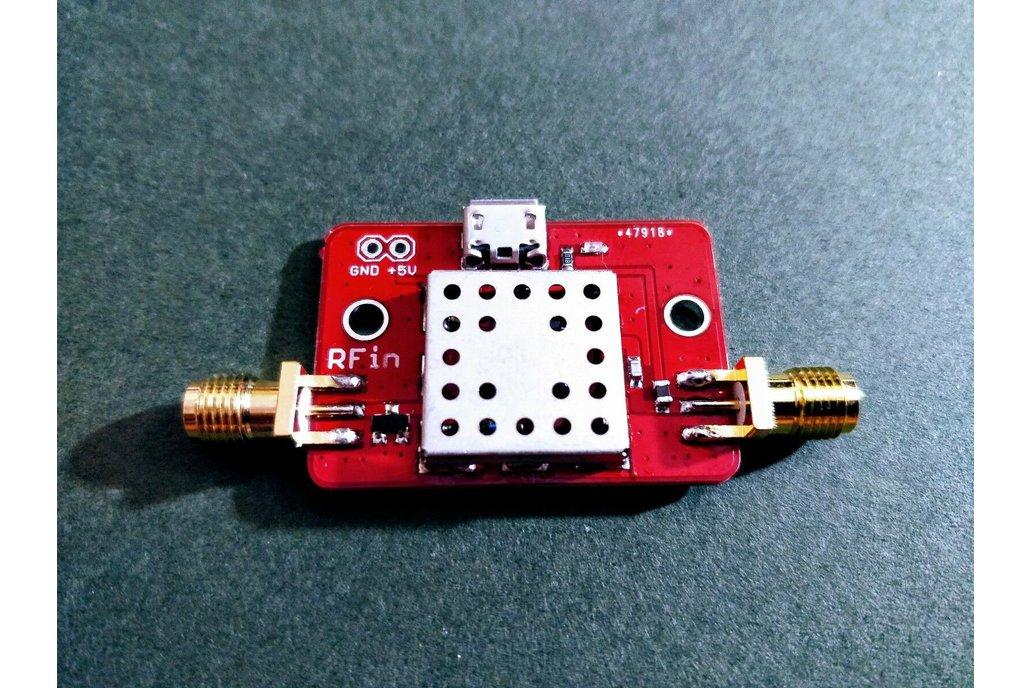 Airband Pre-Filtered LNA 118-140 MHz; Gain 20 dB; 1