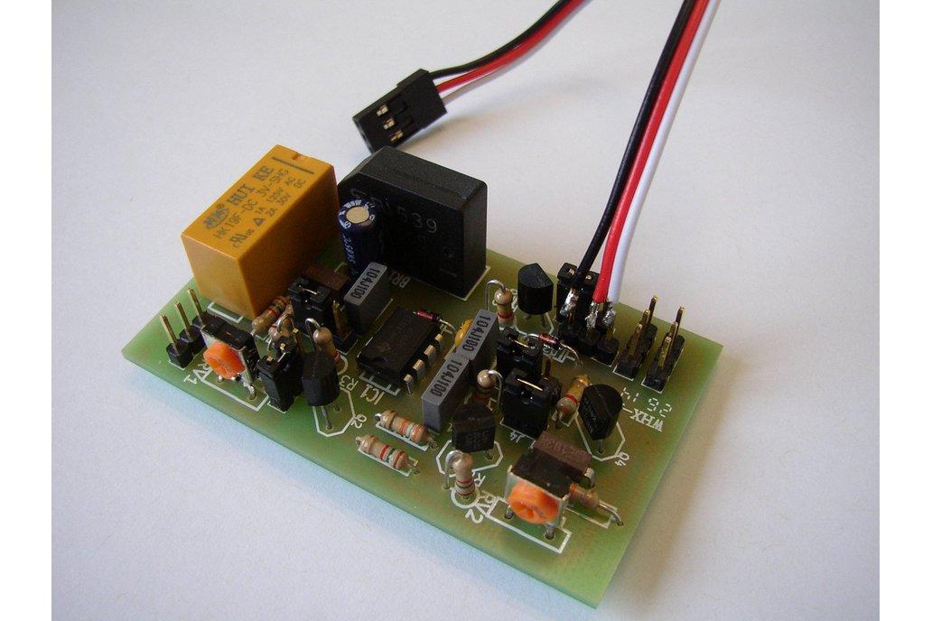 R/C Servo Signal Trigger 2