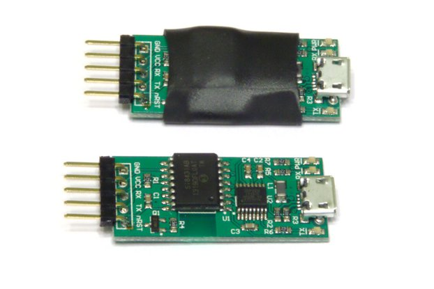 Isolated USB UART