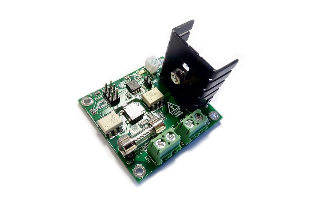 AC 60Hz/50Hz Dimmer/SSR Controller Board 1
