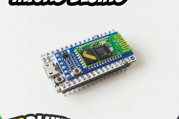 micro Bluino - Arduino Bluetooth
