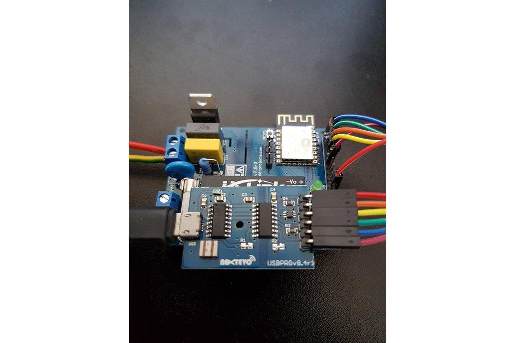 AC MAINS Dimmer - MPDMv7.5 1