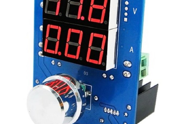 Laboratory precise adjustable Power Supply 1 - 36V