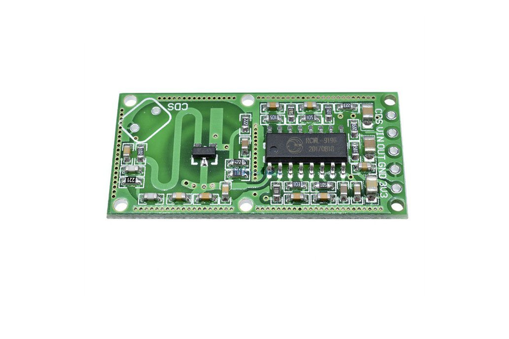 Microwave Radar Sensor 1