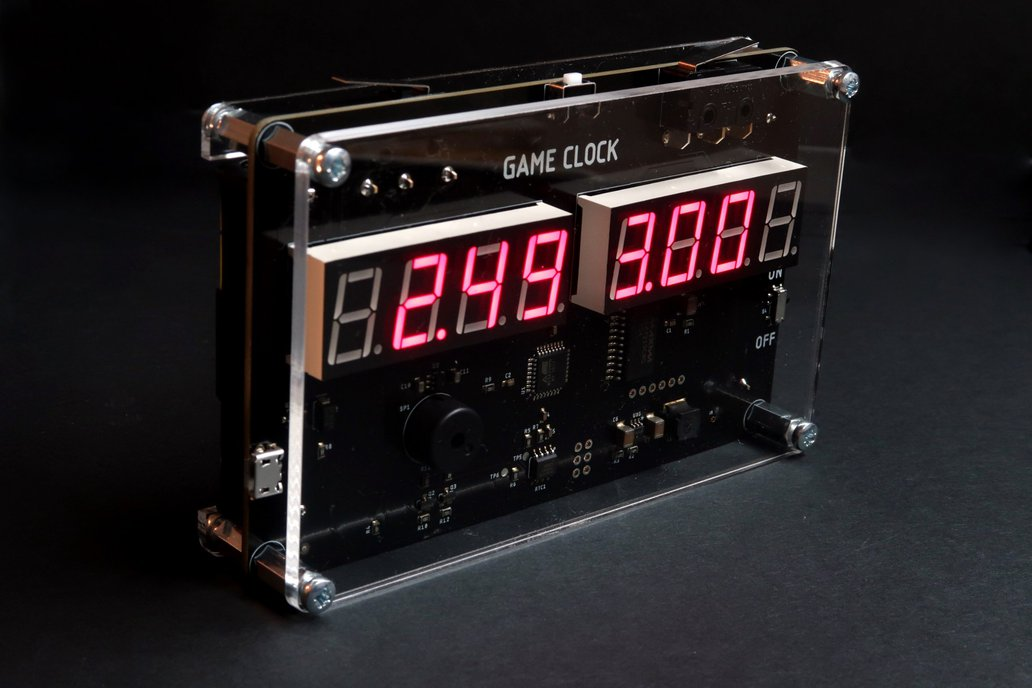 The Game Clock 1