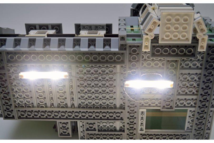 Warm White LED Light Strip Starter Kit