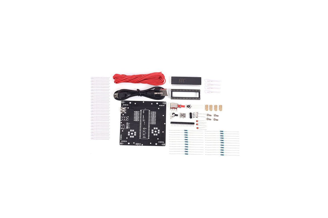 diy kit colorful led tower display 12320  from icstation