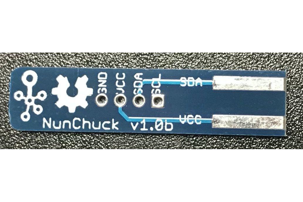 WiiChuck - A Wii Nunchuck Breakout Board / Adapter 1