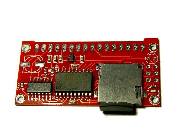 255 WAV PCM Sound FX Generator, 8 triggers, 16bit