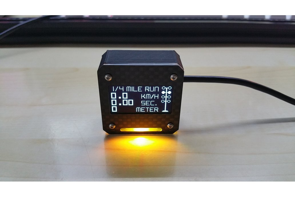 CAN Gauge micro, World's smallest full fledged... 1