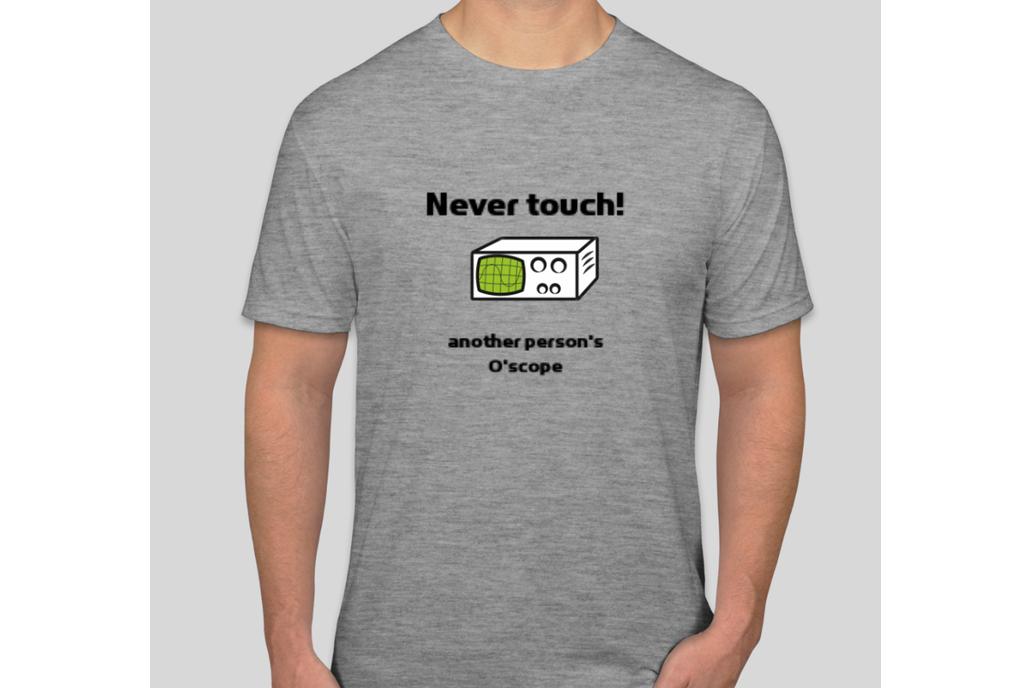O'scope T-shirt 1