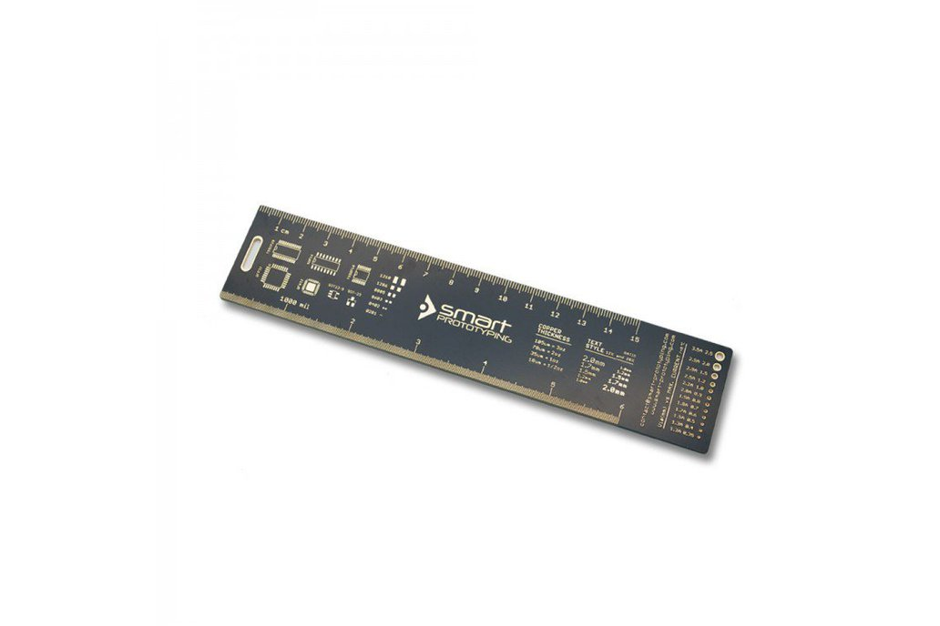 New version PCB Ruler 2