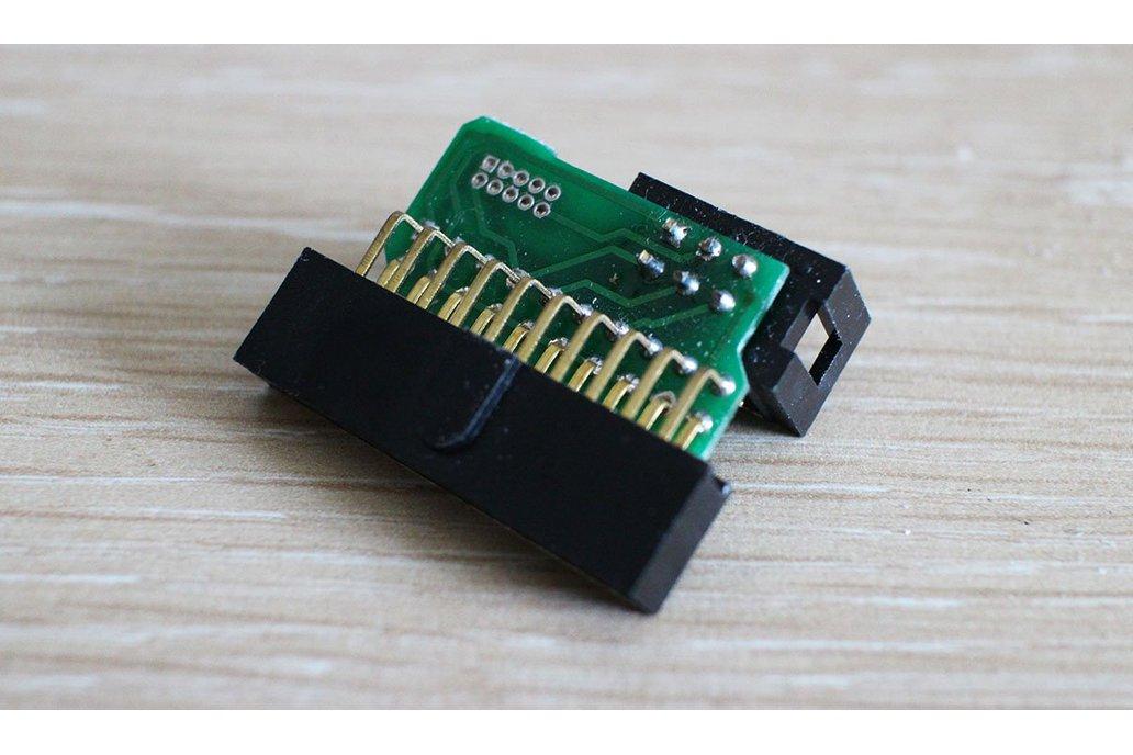 ARM Cortex 20pin to 6pin TC2030 adapter 2