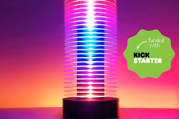 Muzio VU Meter LED Music Tower