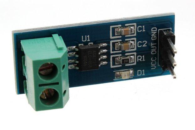 Current Sensor Module For Arduino