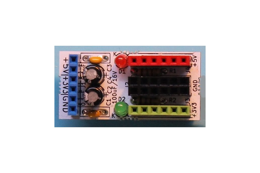 PowerBrick Expansion Module: Power Headers 1