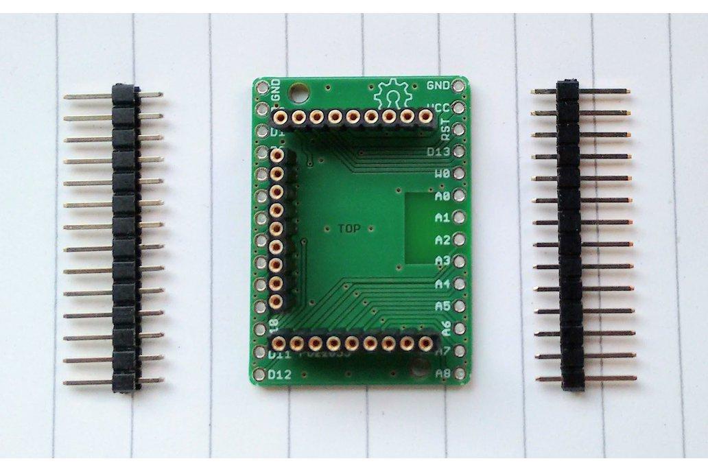 Breakout-Board (passive) for the WinoBOARD [Kit] 1