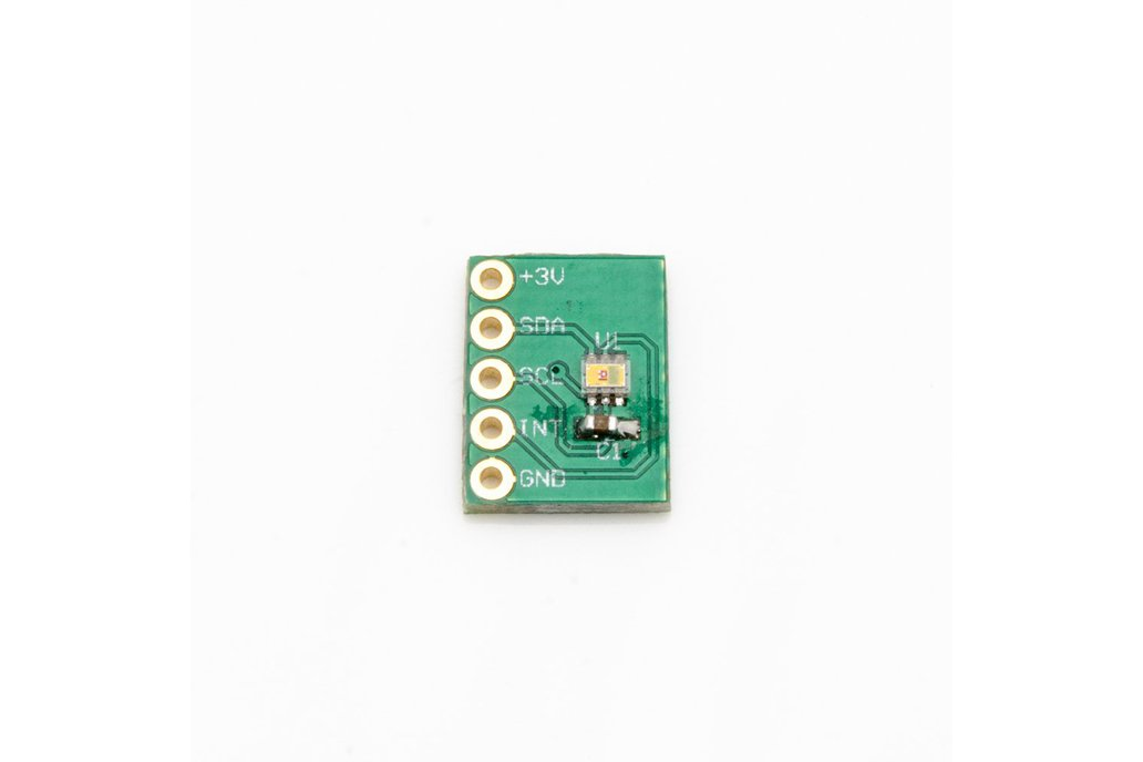 Color Light-to-digital Converter with IR Filter  1