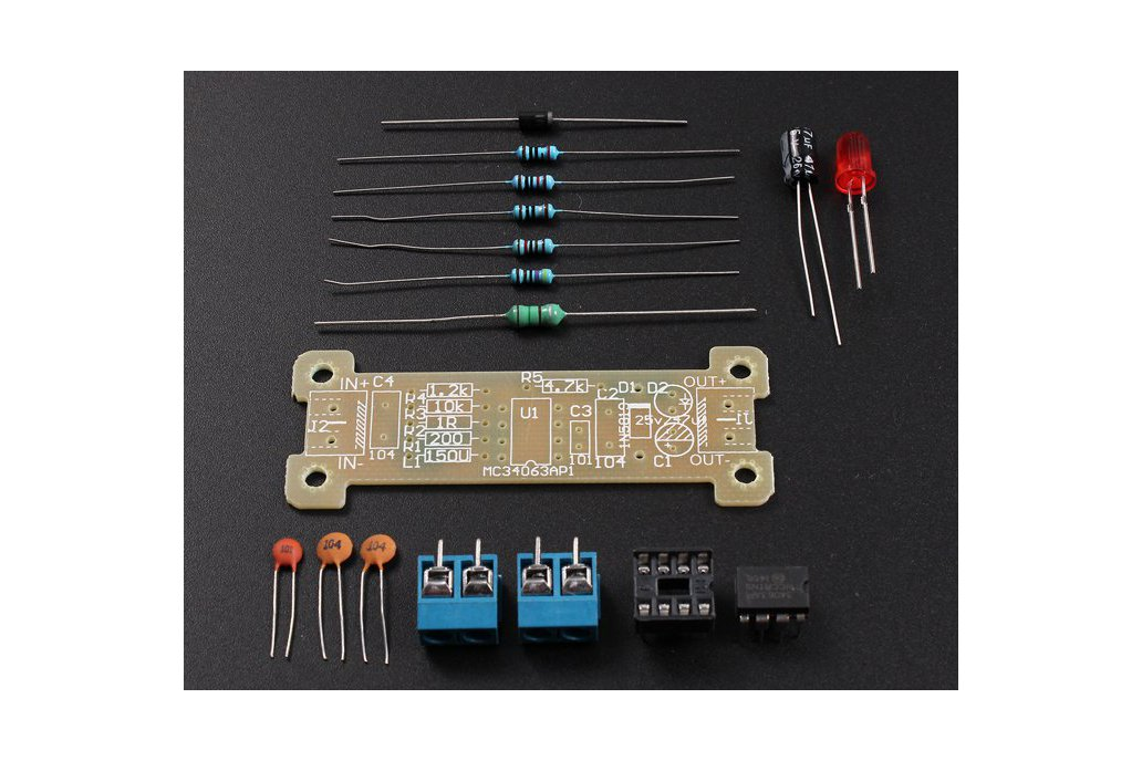 DIY Kit Step-Up Power Converter Module(4151) 4