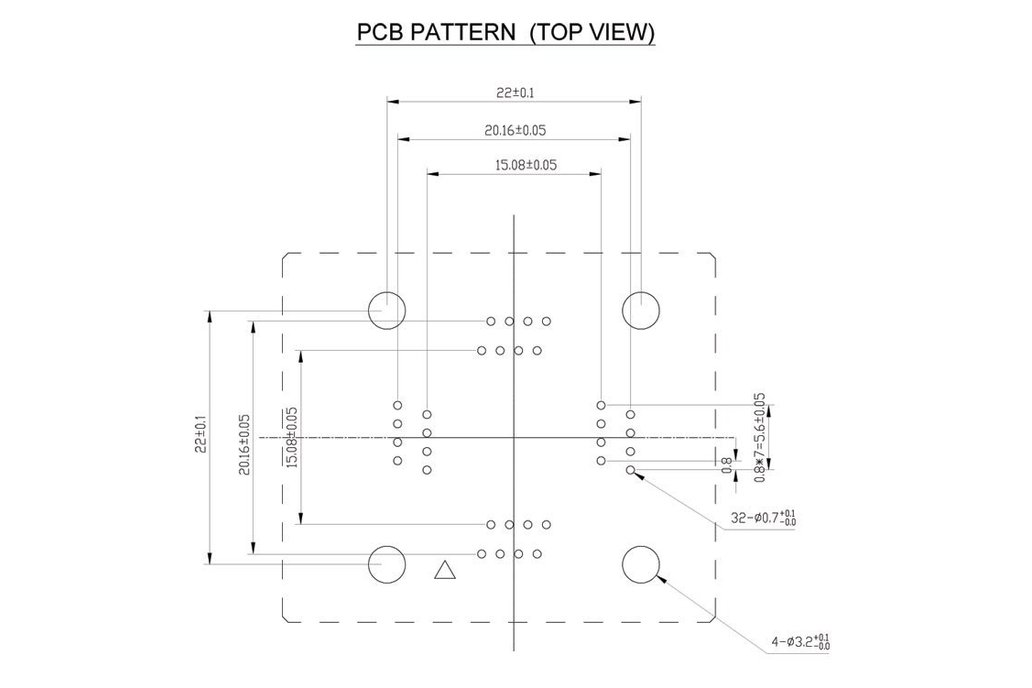 TQFP32 Clamshell ZIF Socket 4