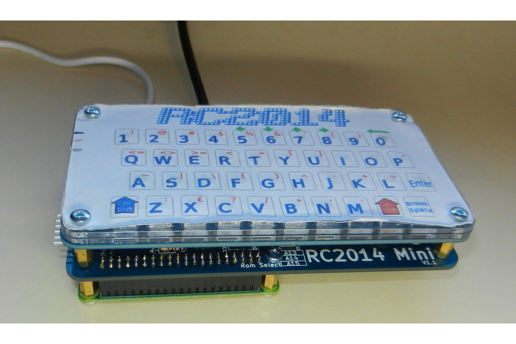 RC2014 Mini - Single Board Z80 Computer Kit 11