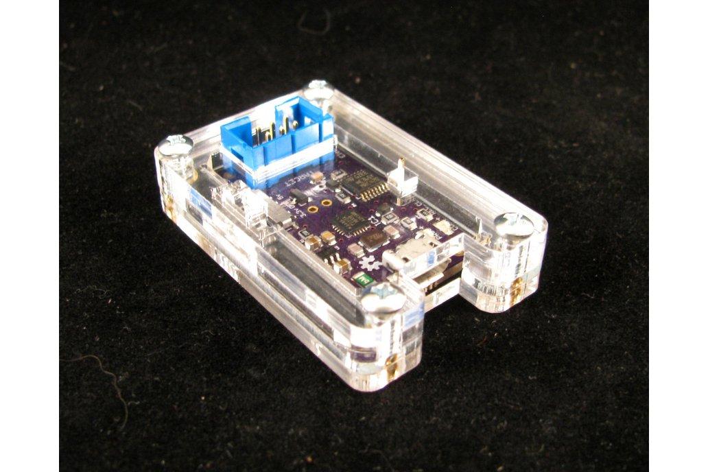 USB µISP Case 2